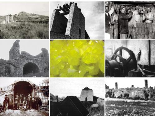 Il parco archeologico industriale delle zolfare