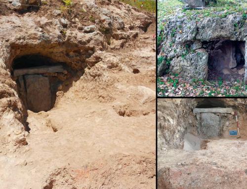 Area archeologica e necropoli di Baucina